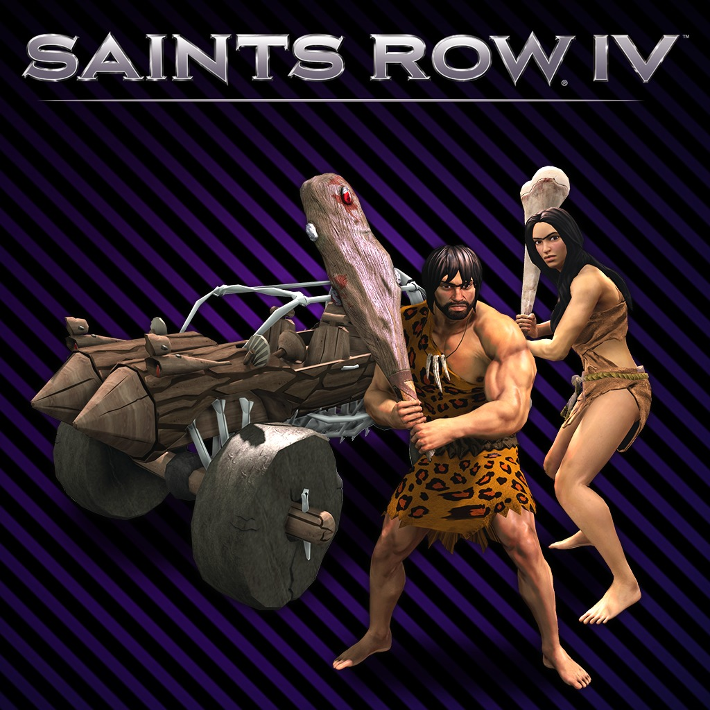 Saints Row IV - Stone Age Pack