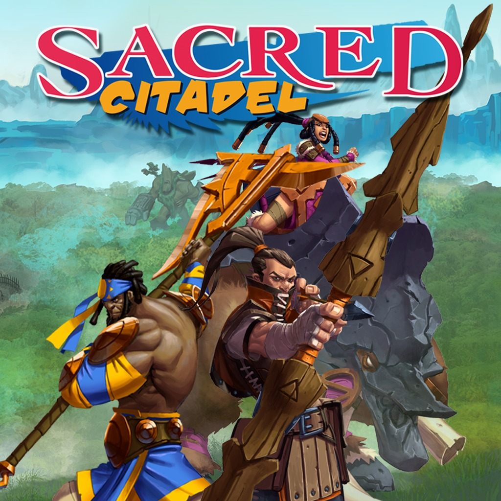 Sacred Citadel - Jungle Hunt Bundle