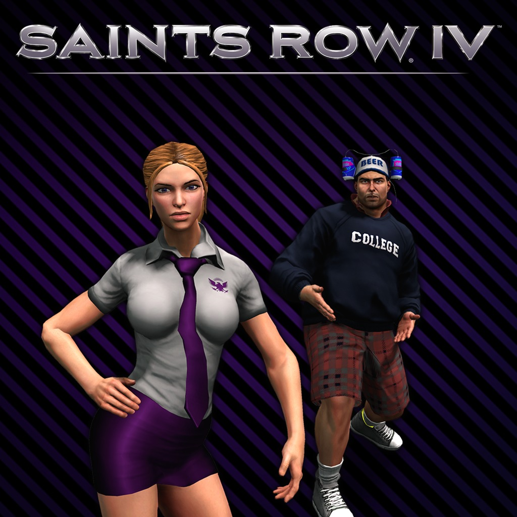 Saints Row IV - Game On & College Daze Trailer