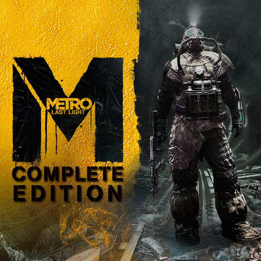 Metro Last Light - Complete Edition