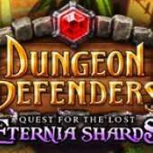 Dungeon Defenders: Quest for the Lost Eternia Shards: Part 2