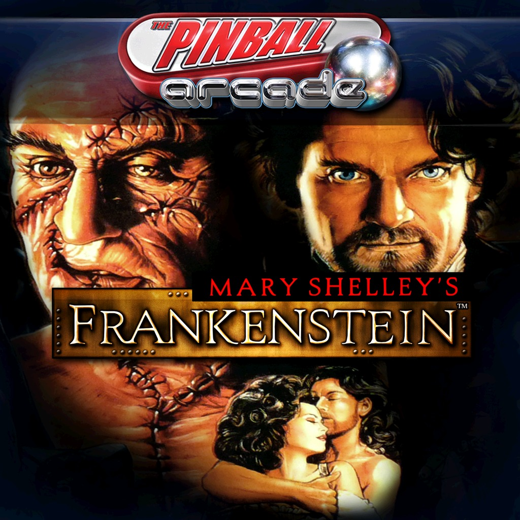 Pinball Arcade: Mary Shelley's Frankenstein™