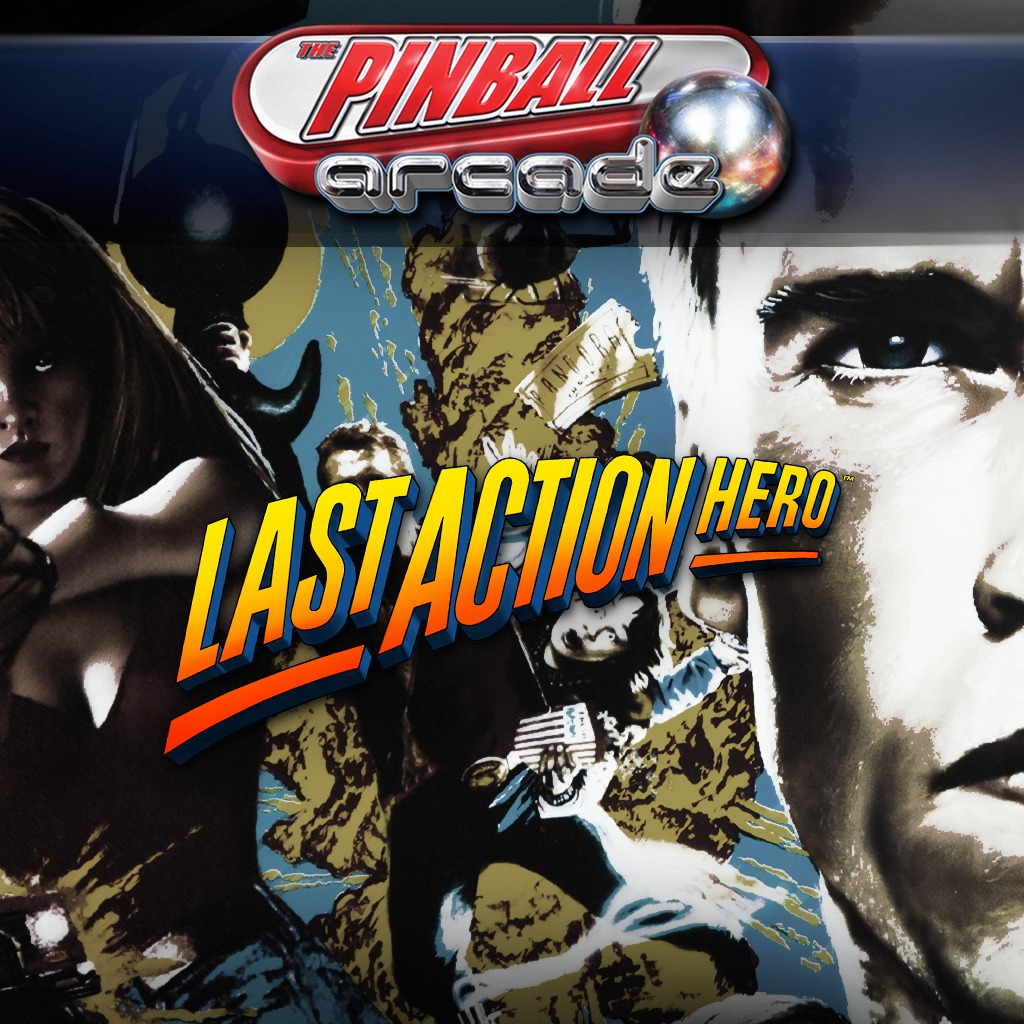 Pinball Arcade: Last Action Hero®