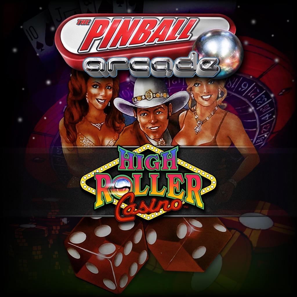 Pinball Arcade High Roller Casino™ Pro Pinball Table