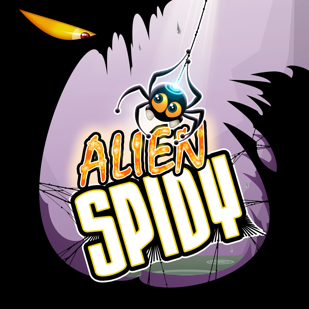 Alien Spidy: Easy Breezy