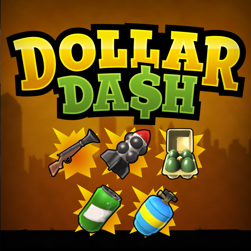 Dollar Dash - Robbers Tool-Kit