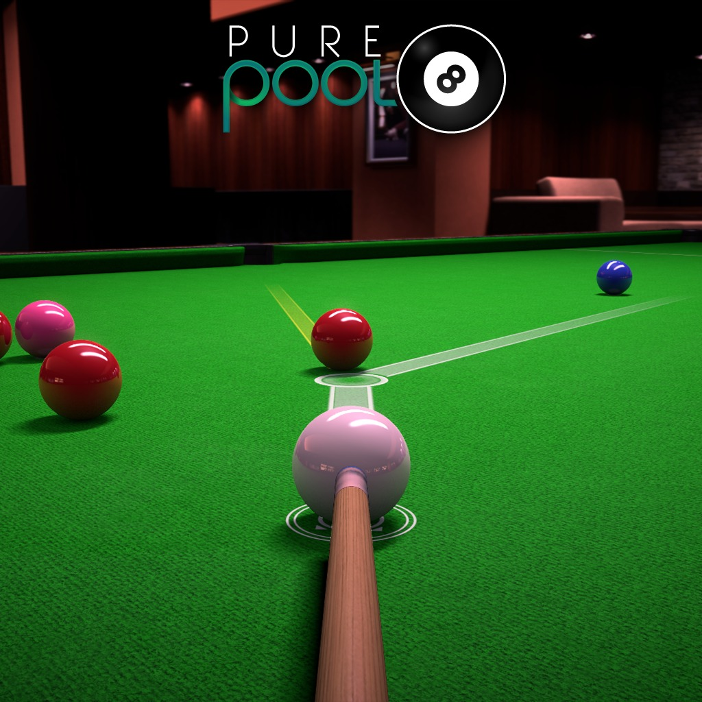 Pure Pool Snooker trailer