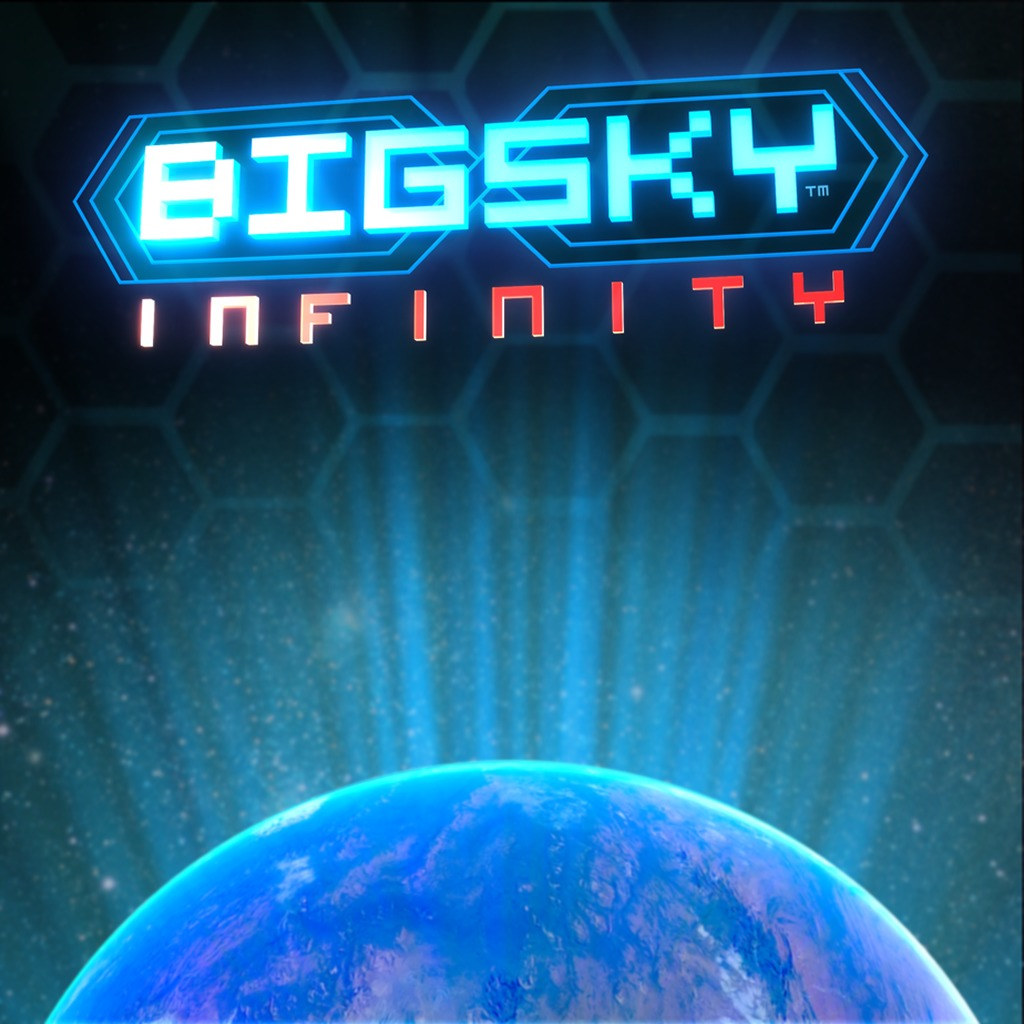 Big Sky Infinity™ Enemies Wallpaper