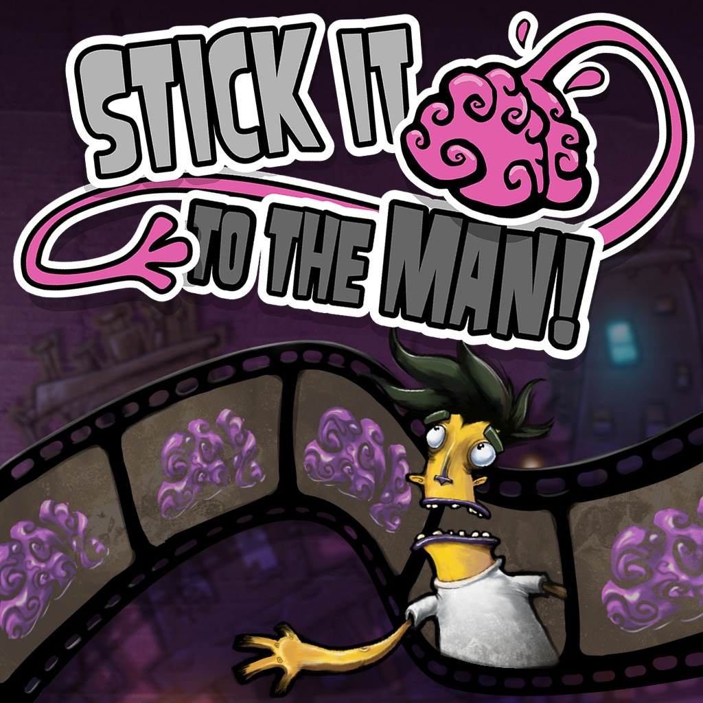Stick it to the Man™ E3 Teaser