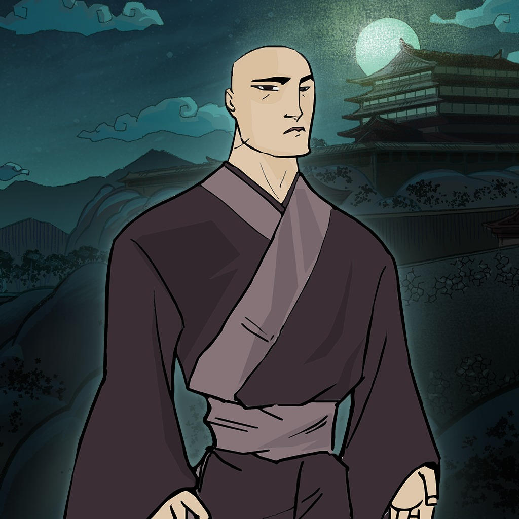 Karateka - Monk Avatar