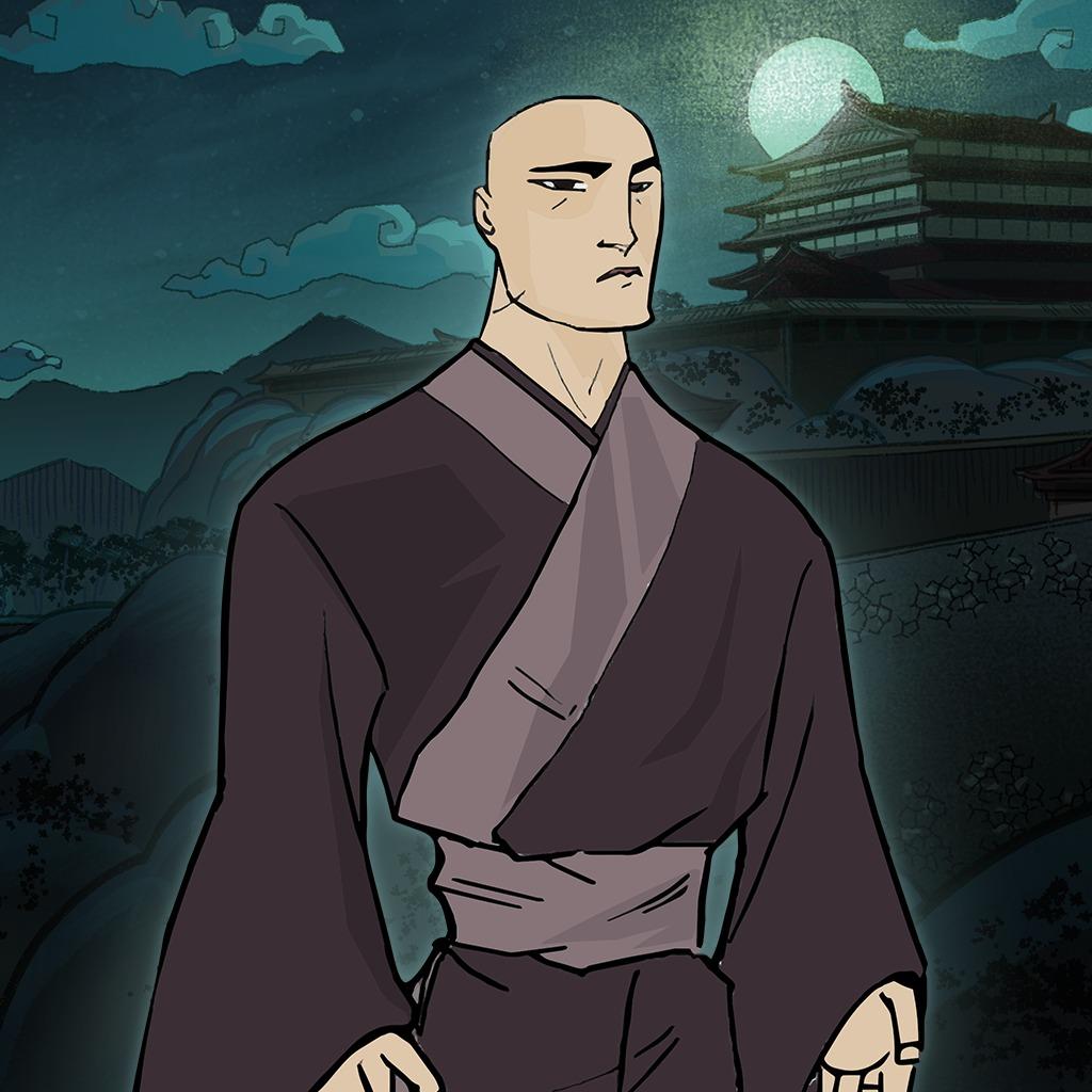 Karateka - Monk Avatar