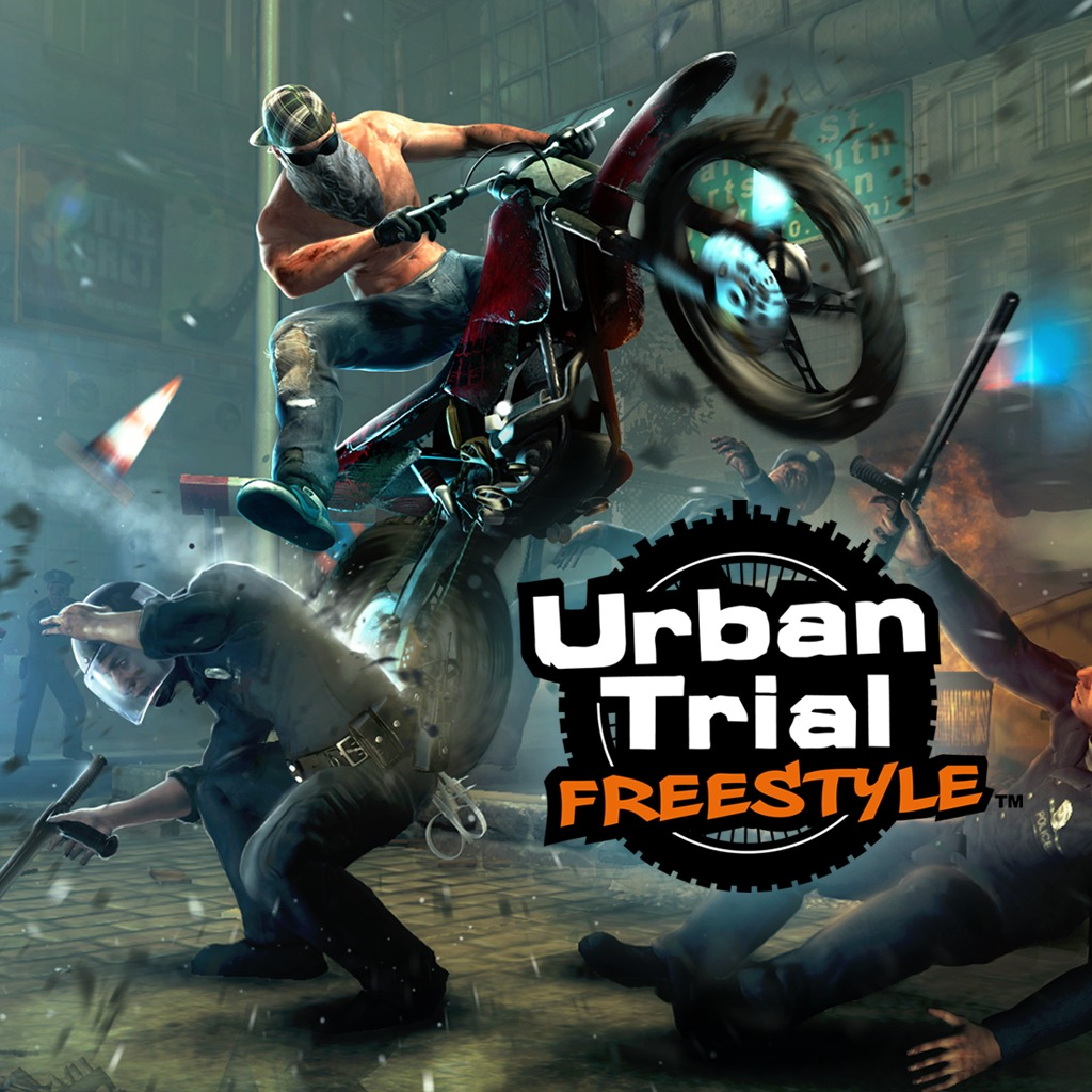 Urban Trial Freestyle Launch Trailer