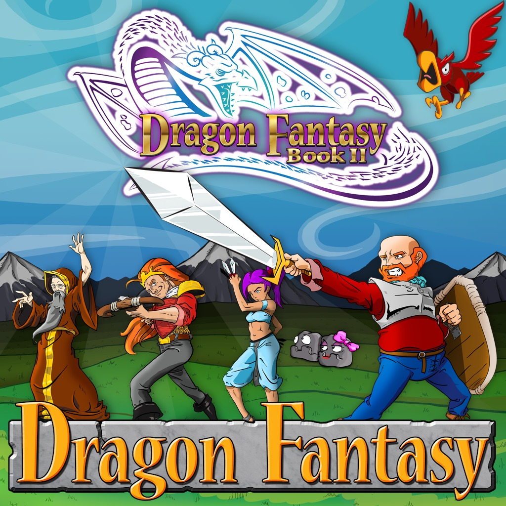 Dragon Fantasy Book I and II Bundle