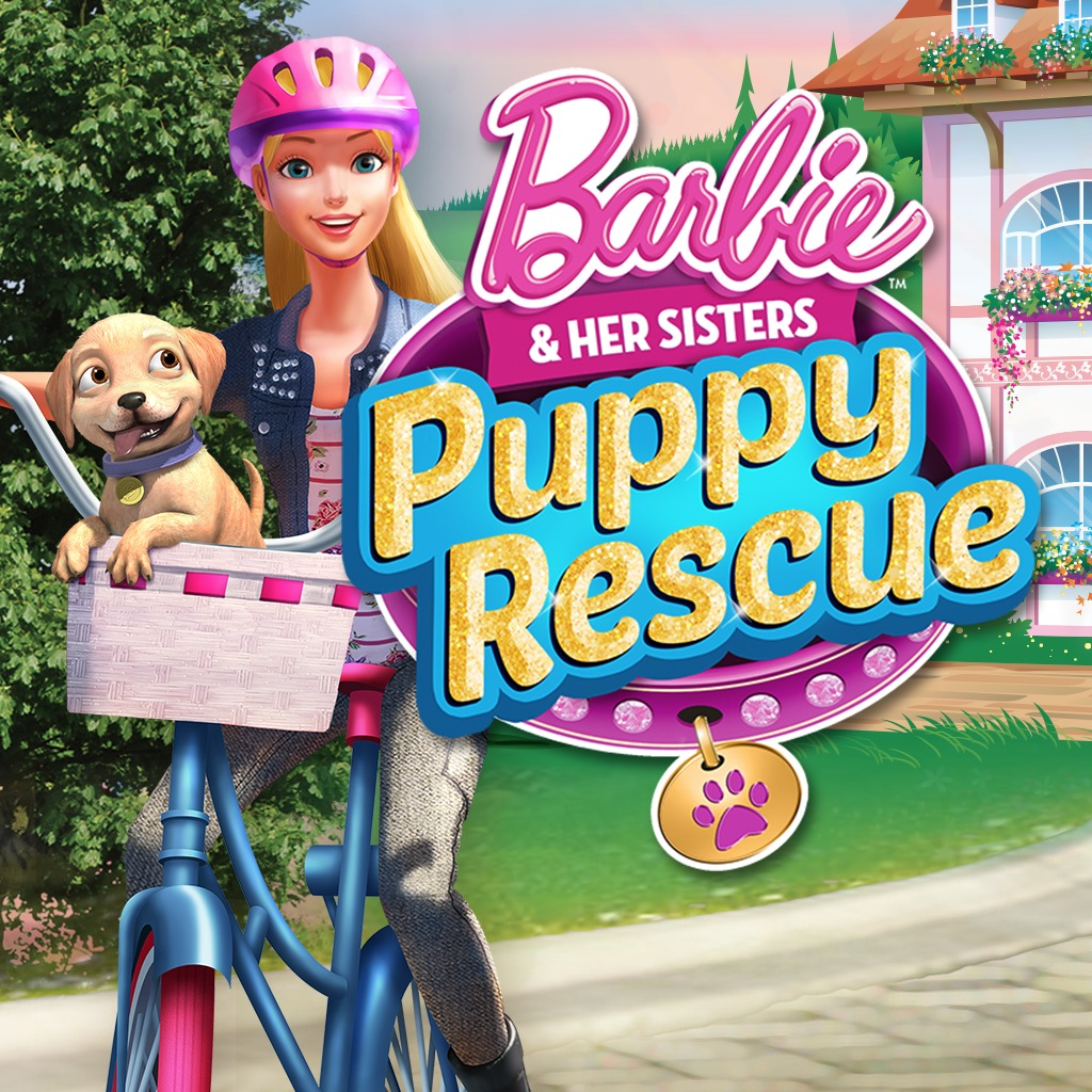Barbie and Her Sisters Puppy Rescue