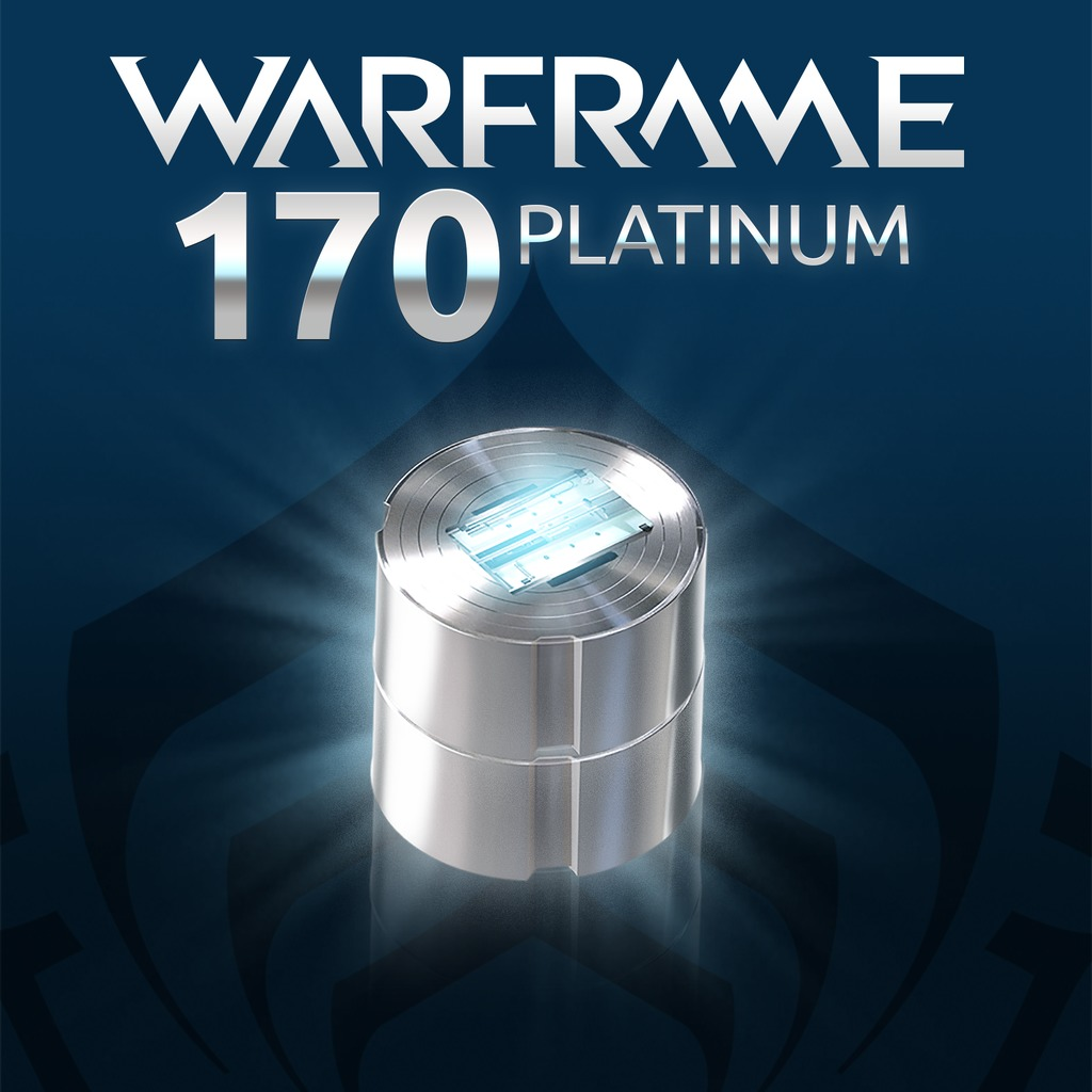 Warframe®: 170 Platinum