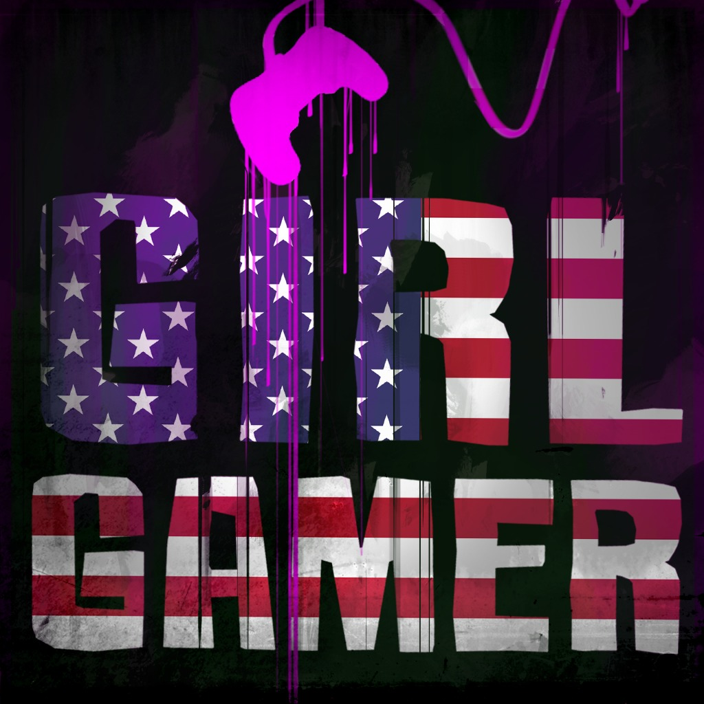 GIRL GAMER AVATAR