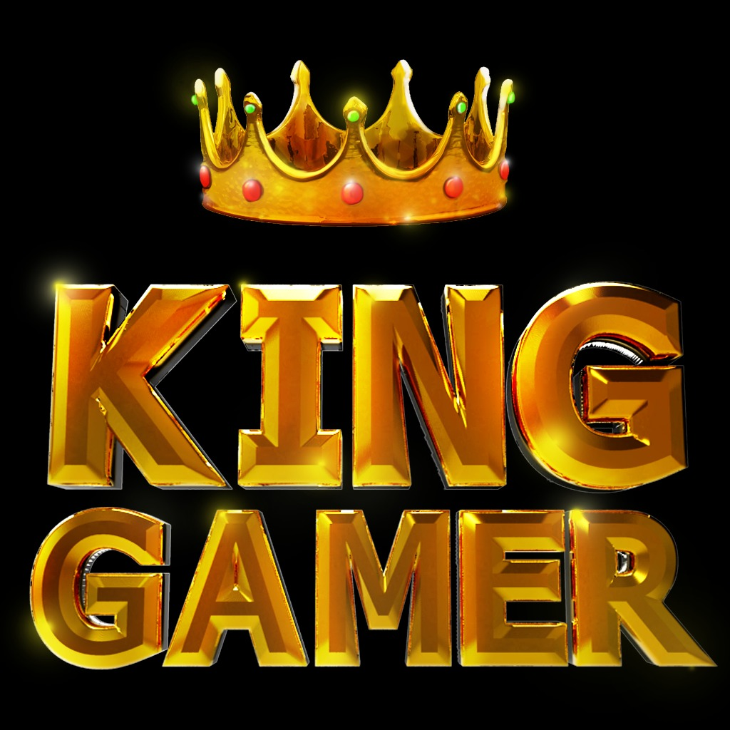 KING GAMER AVATAR