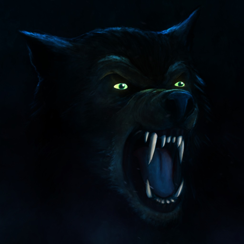 PHANTOM WOLF AVATAR