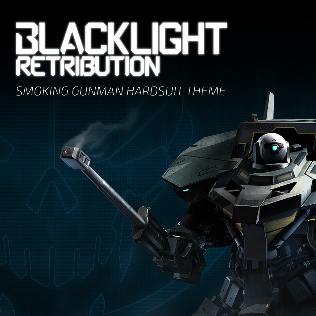 Blacklight: Retribution - Smoking Gunman Theme