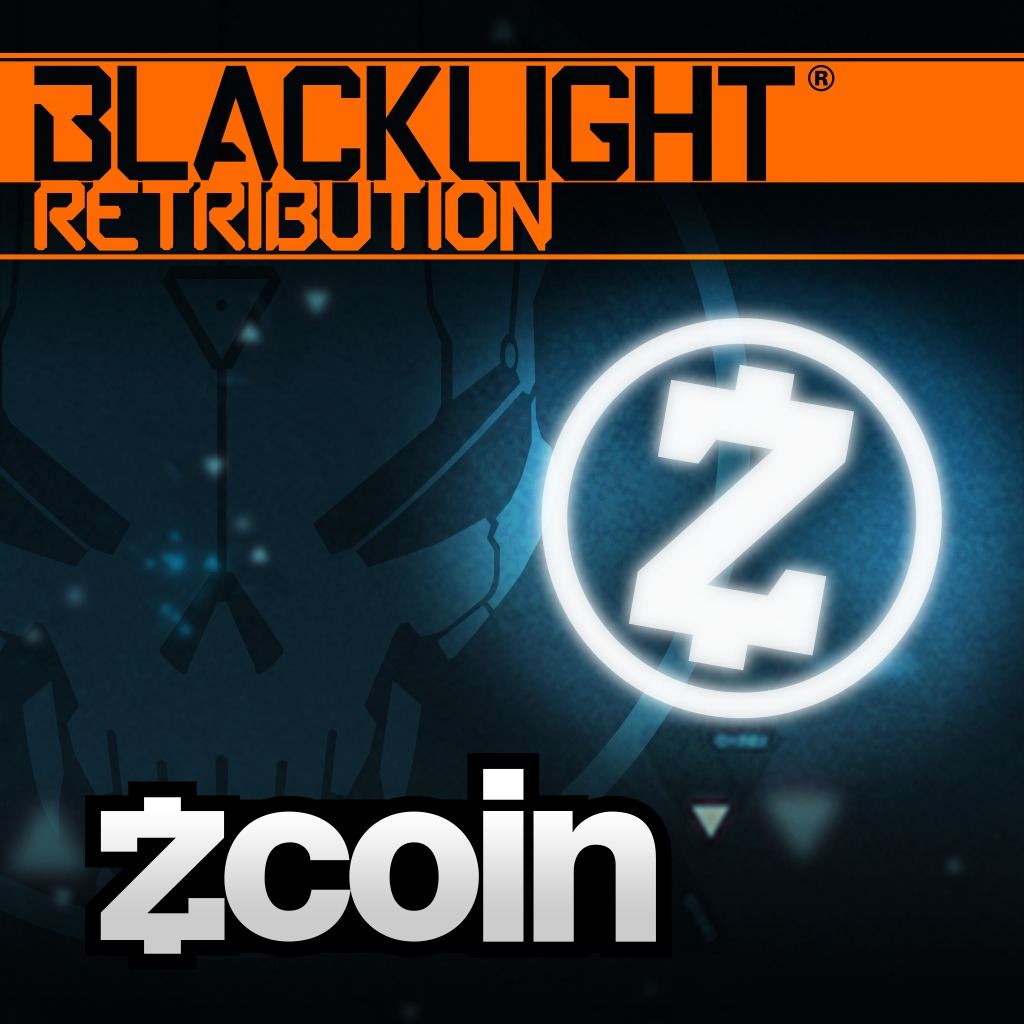 Blacklight: Retribution 100 Zcoin (Premium Currency)