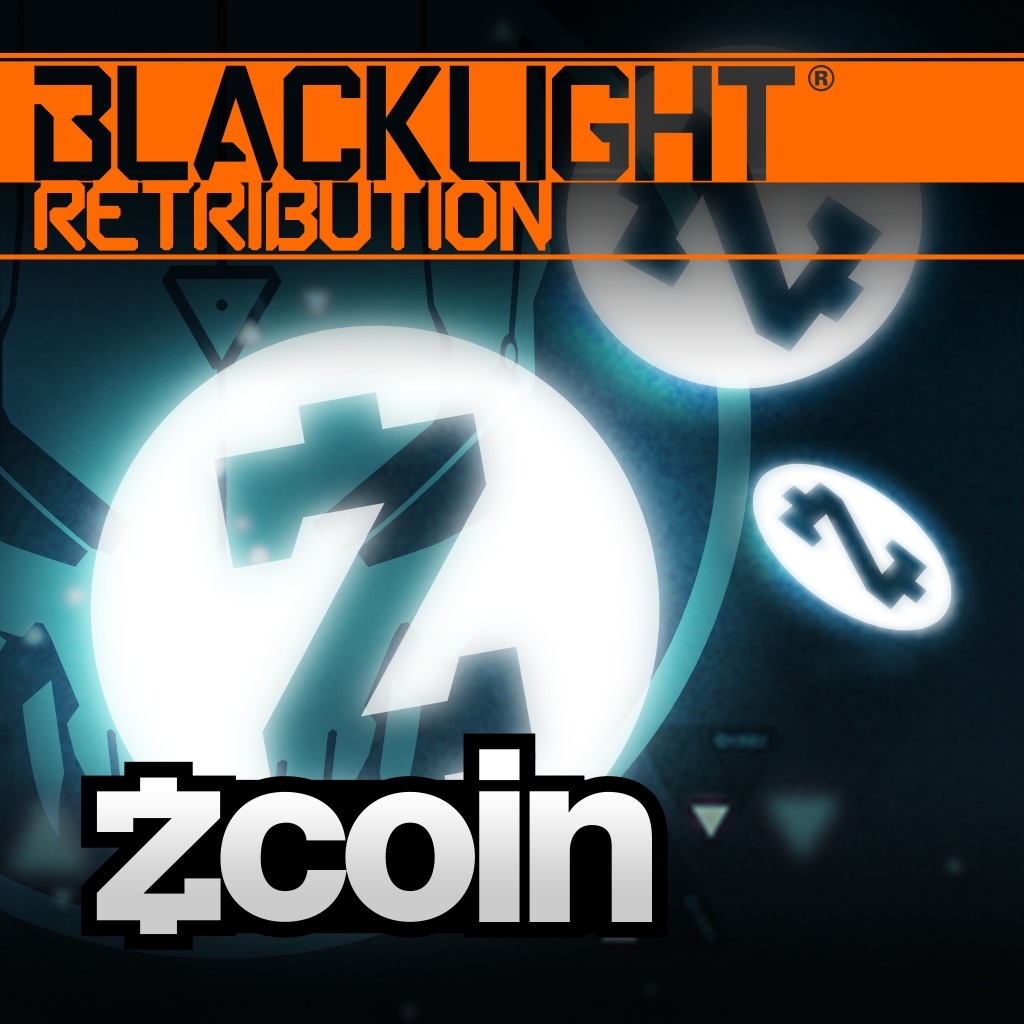 Blacklight: Retribution 1,000 + 50 Zcoin (Premium Currency)