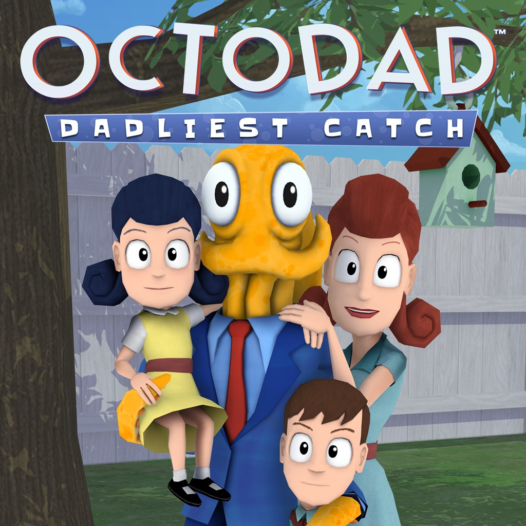 Octodad: Dadliest Catch 'Coming Soon to PS4' Trailer