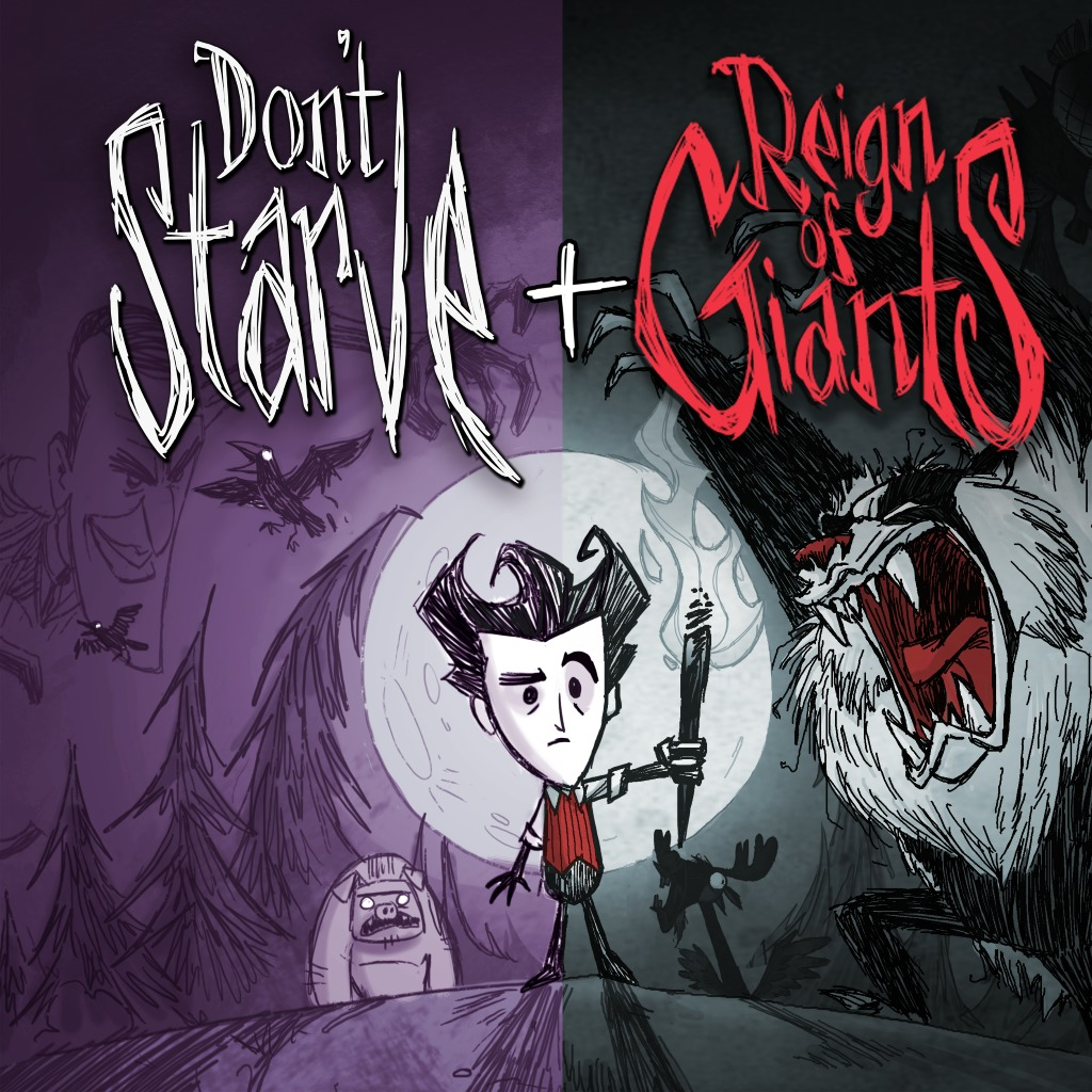 Don't Starve: Console Edition + Reign of Giants Expansion