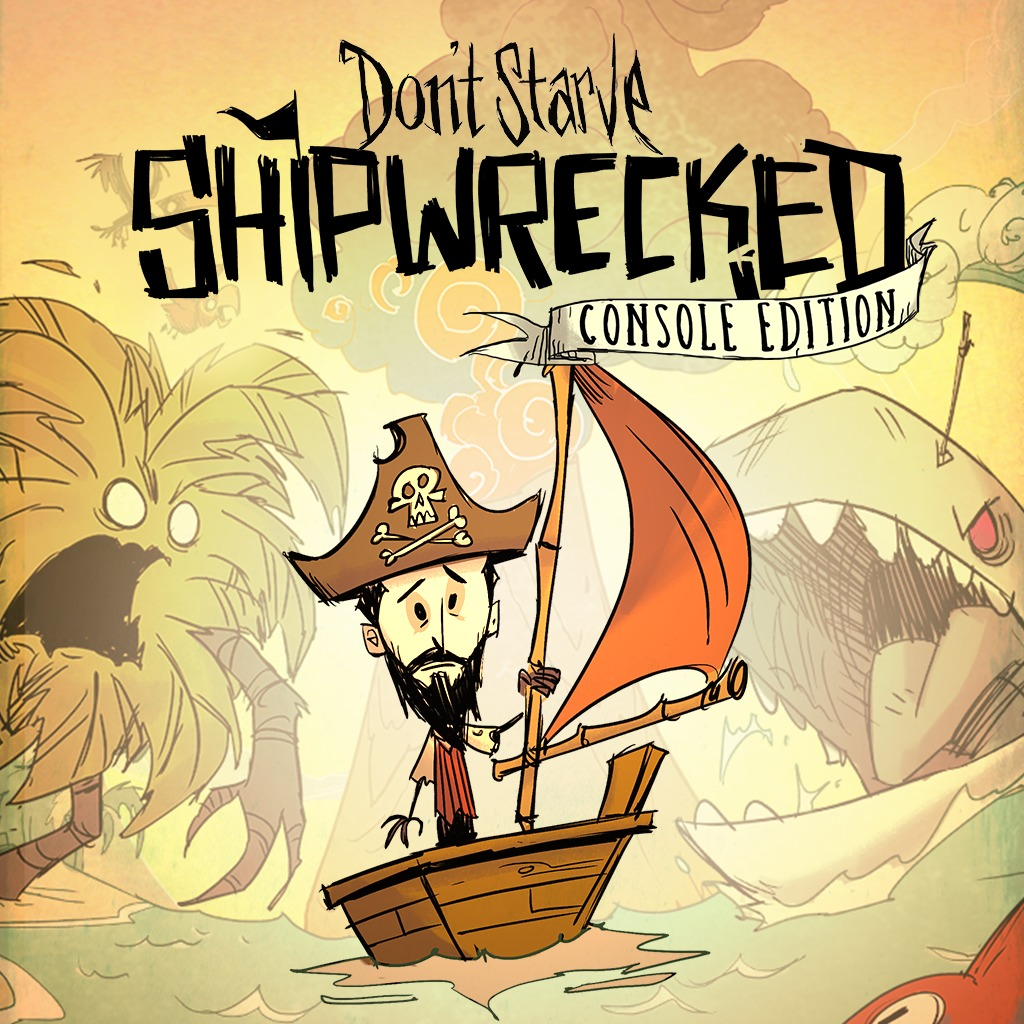 Don't Starve: Shipwrecked Console Edition