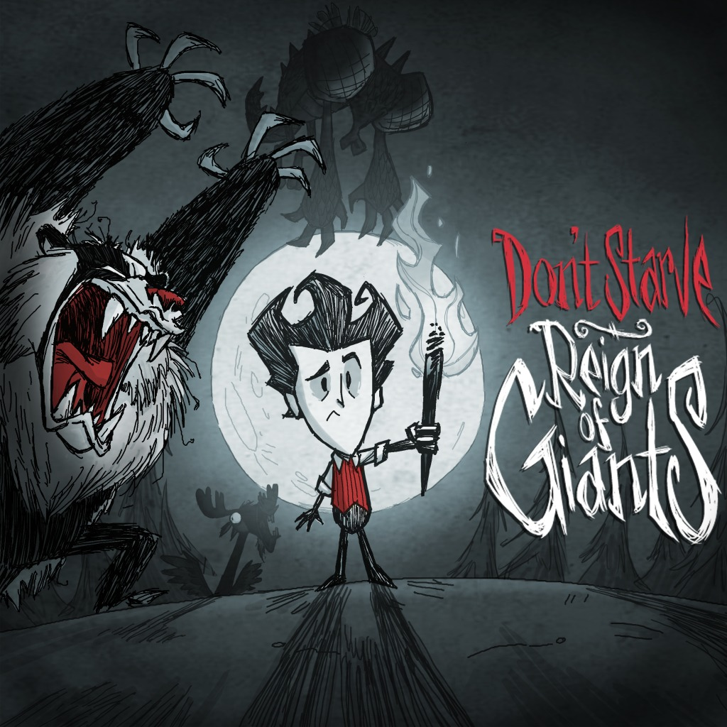 Don't Starve: Reign of Giants Console Edition Trailer