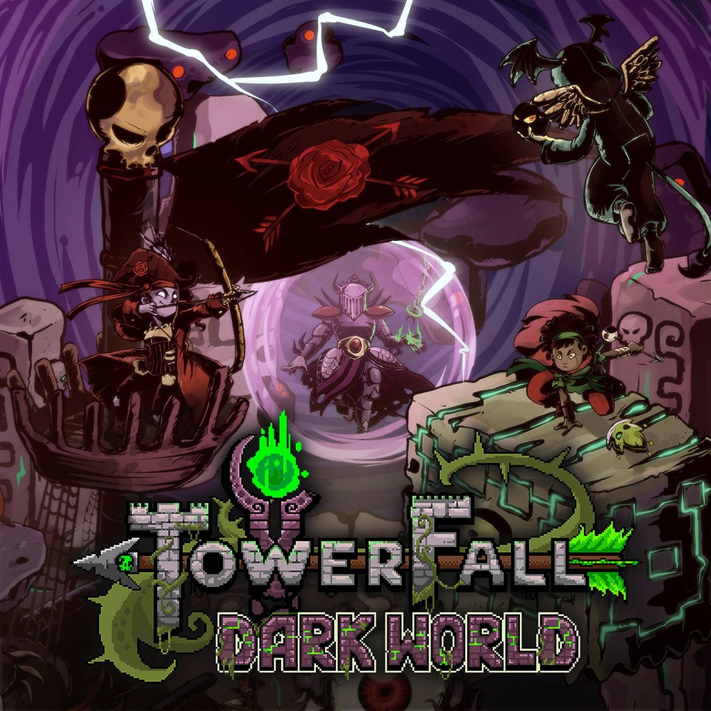 TowerFall Dark World Expansion