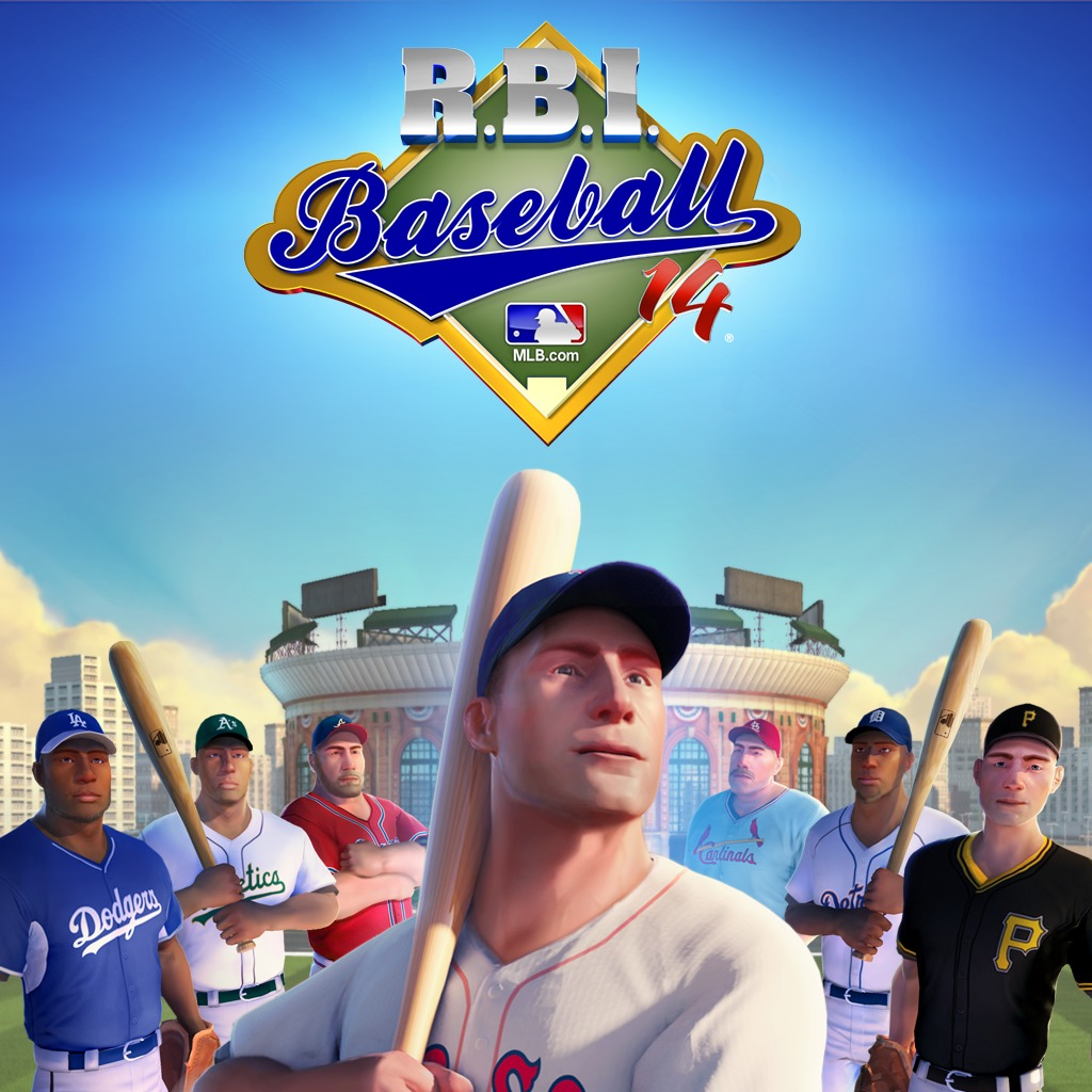 R.B.I. Baseball 14 Gameplay Trailer