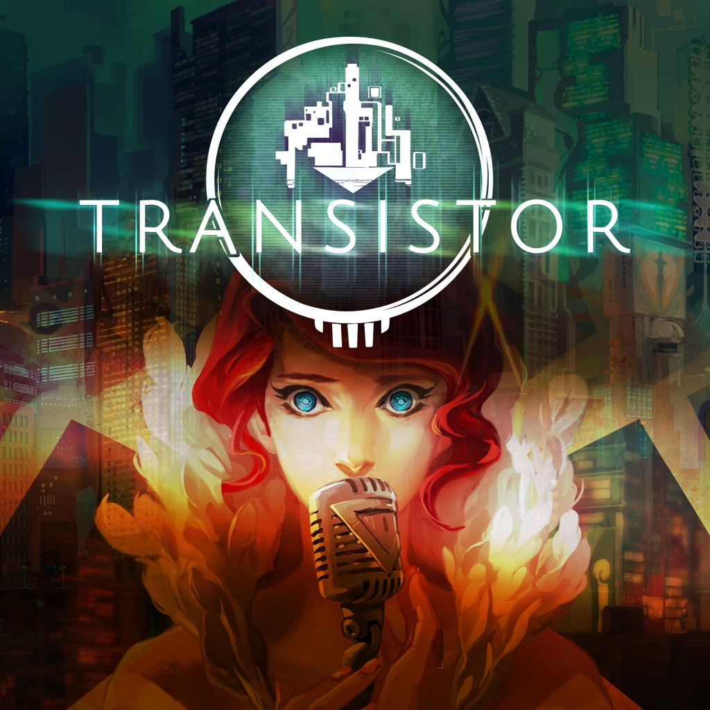 Transistor Reveal Trailer