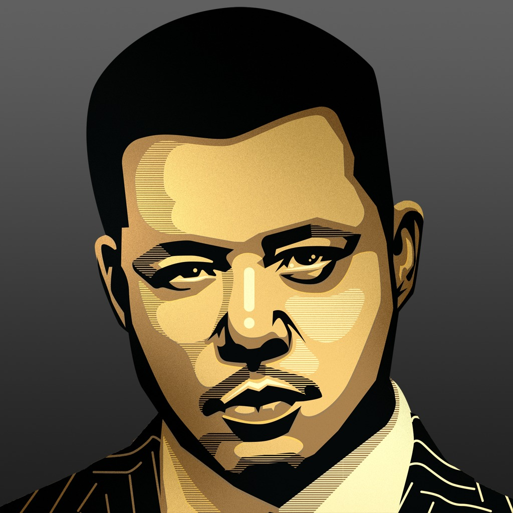 Empire - Lucious Lyon Gold Avatar 1
