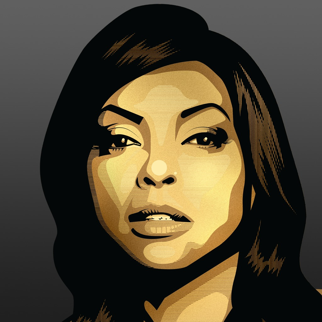 Empire - Cookie Lyon Gold Avatar