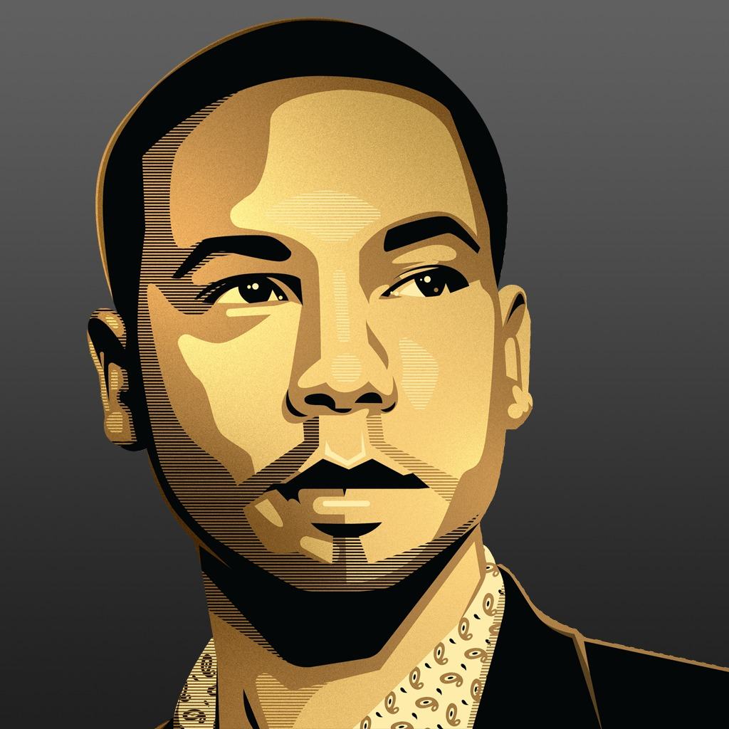 Empire - Jamal Lyon Gold Avatar