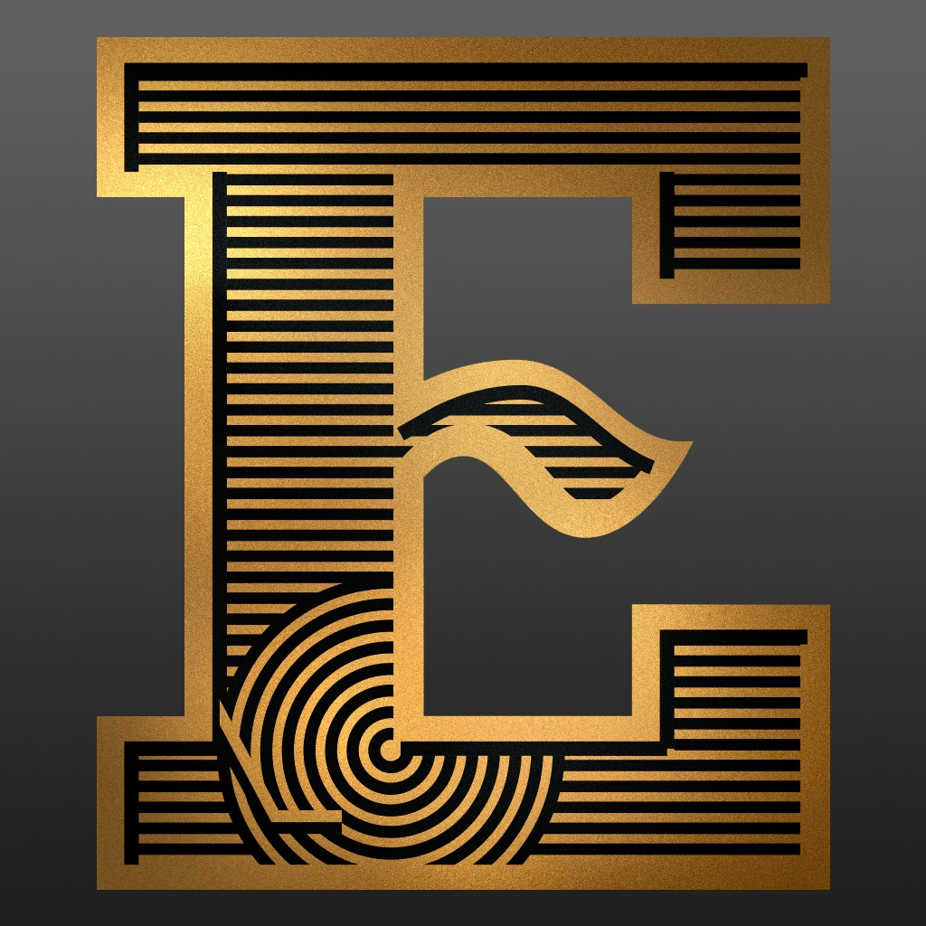 Empire - Gold 'E' Icon Avatar