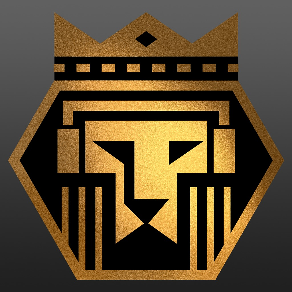Empire - Gold 'Lyon Dynasty' Icon Avatar
