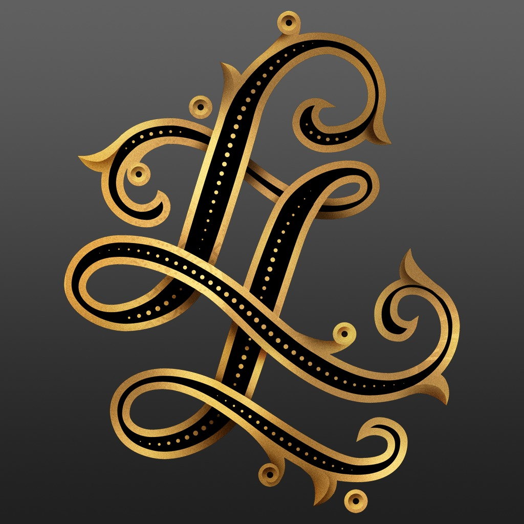 Empire - Gold 'Lucious Lyon' Icon Avatar