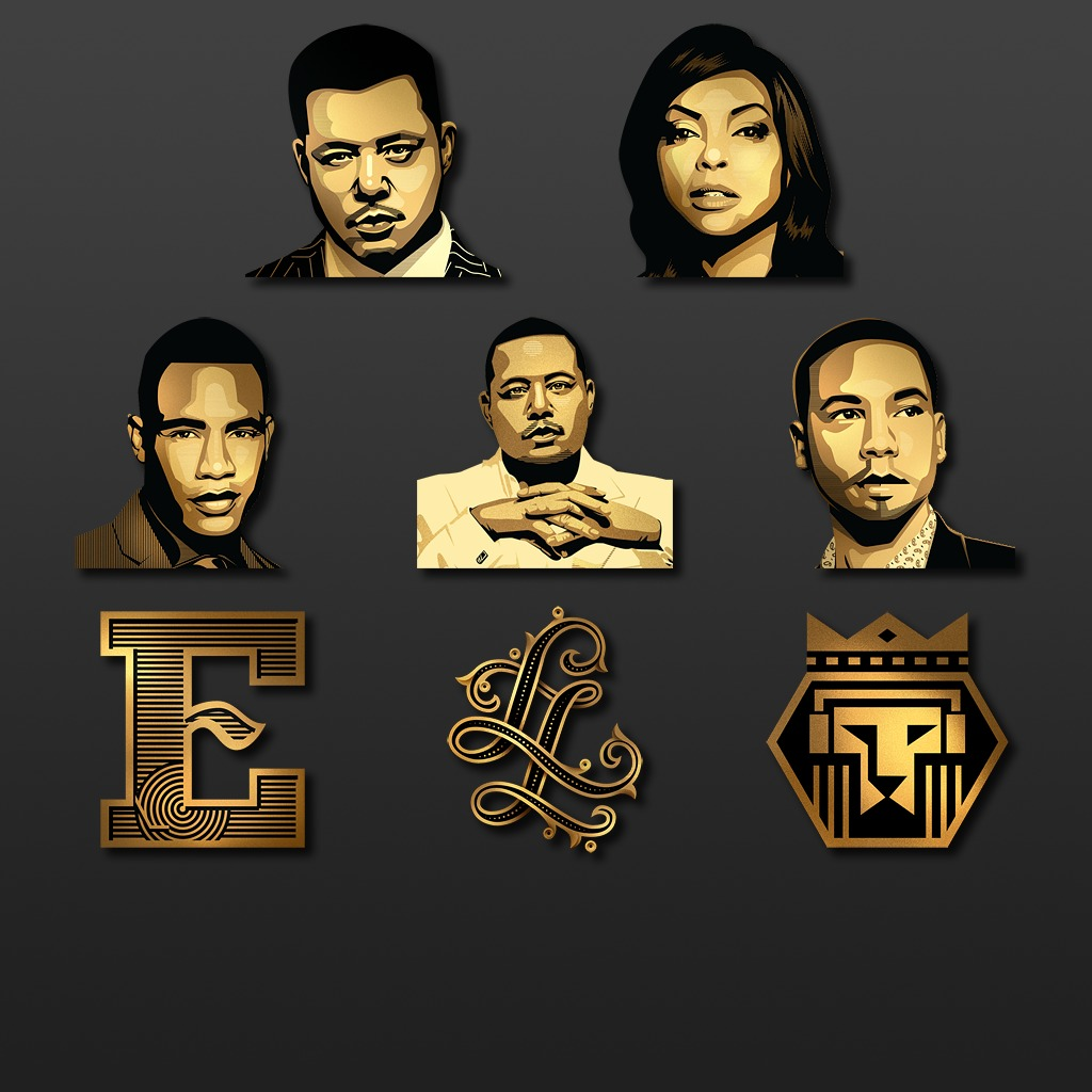 Empire - Golden Avatars Bundle