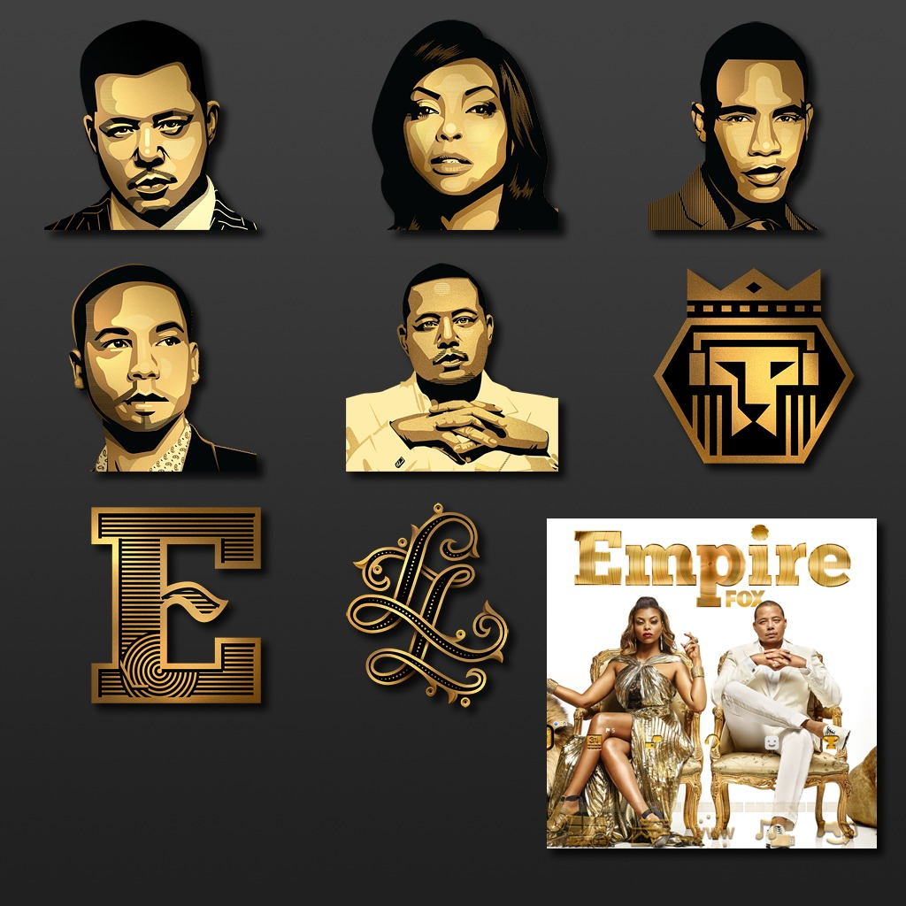 Empire - Dynamic Theme and Golden Avatars Bundle