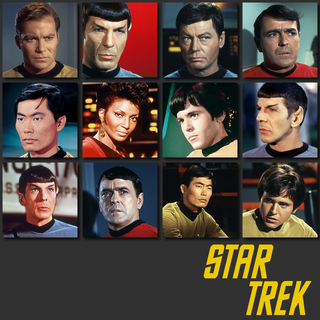 Star Trek Classic Avatar Bundle