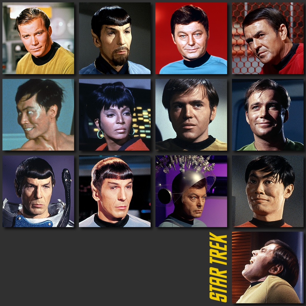 Star Trek Alternate Avatar Bundle