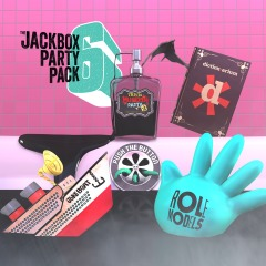 The Jackbox Party Pack 6 for PS4 or Nintendo Switch
