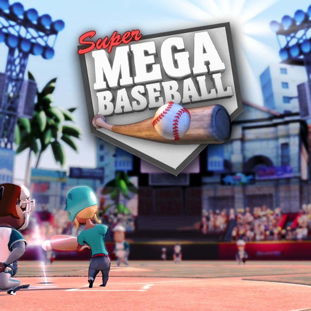 Super Mega Baseball Demo