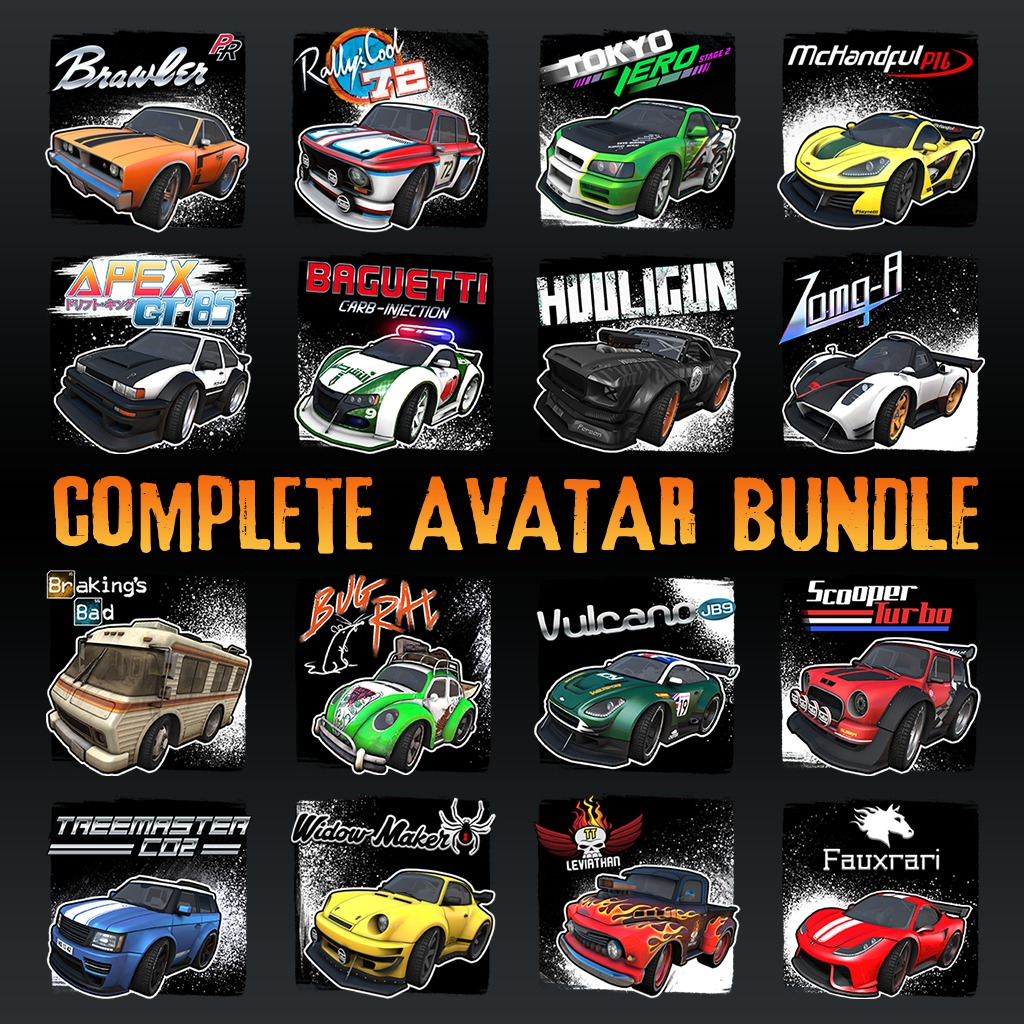 Table Top Racing: World Tour - Avatar Bundle
