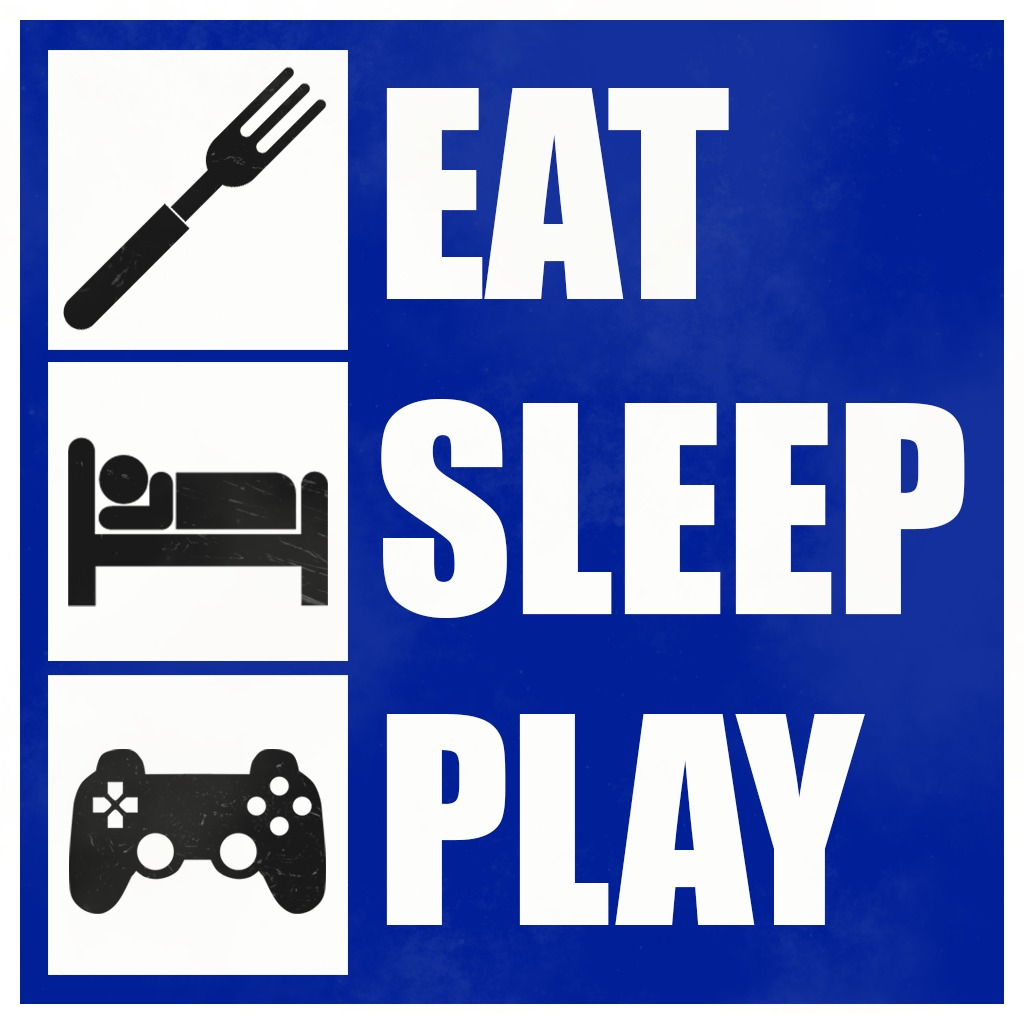 Eat Sleep Play Avatar