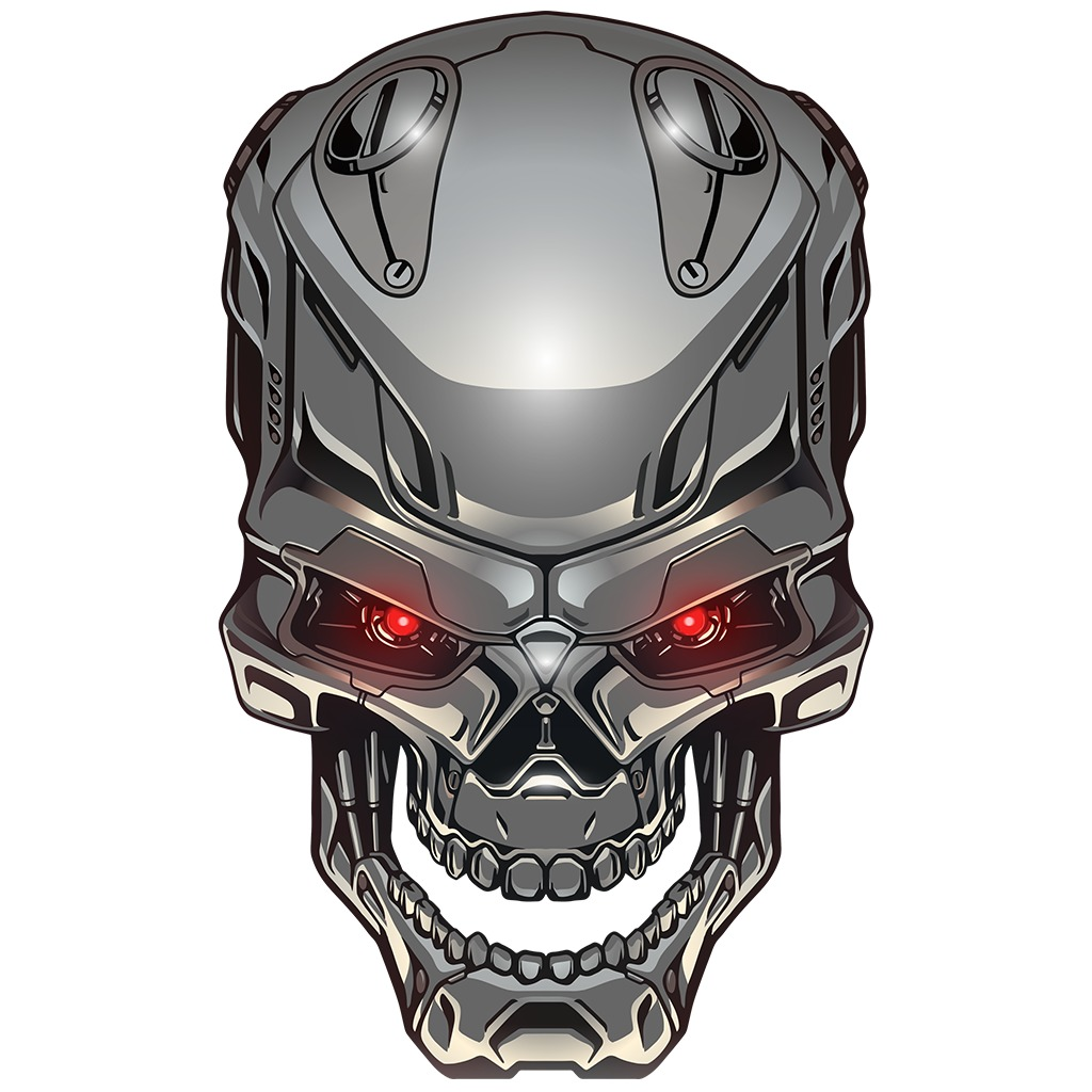 Cyber Skull Avatar