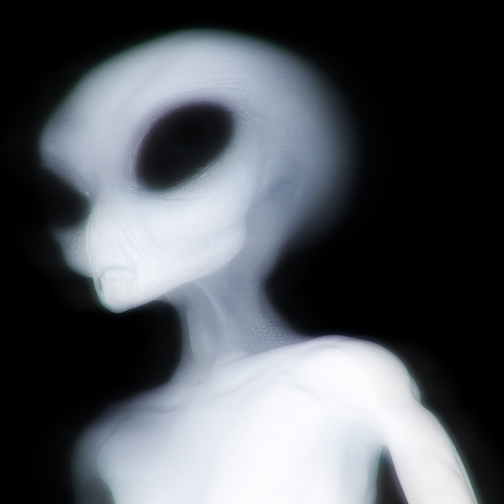 X-Ray Alien Avatar