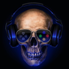 True Gamer Skull Avatar On Ps4 Official Playstation Store Us
