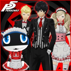 Persona 5 Maid & Butler Costume Set on PS4 | Official